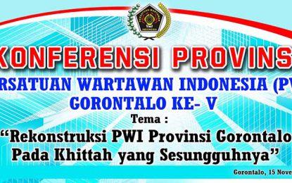 PWI Gorontalo Akan Pilih Ketua Baru Hari Ini