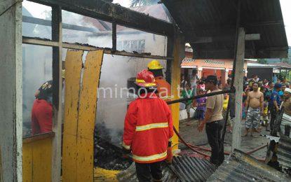 95% Kebakaran Di Kabupaten Gorontalo Disebabkan Arus Pendek Listrik