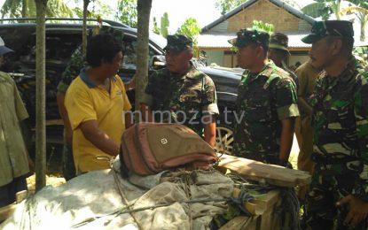Pangdam XIII Tinjau Kinerja TNI Gorontalo