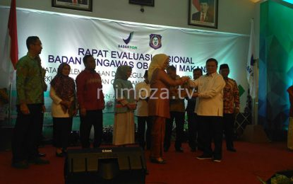 BPOM-RI Minta Perkuat Pengawasan Obat Dan Makanan Di Seluruh Indonesia