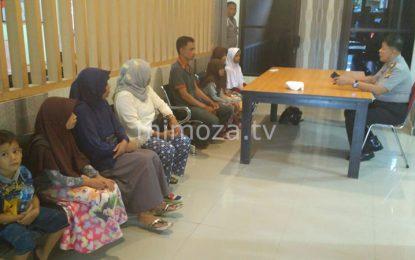 Masih Keberatan, Sejumlah Orang Tua Siswi Datangi Polda Gorontalo