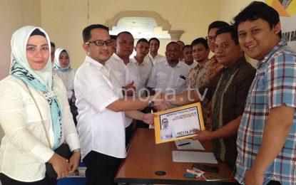 Fix, Rio Nurdin Calon Tunggal Ketua BPD Hipmi Gorontalo