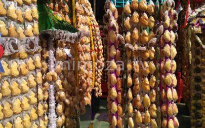 Kolombengi Jadi Kue Andalan Saat Perayaan Maulid