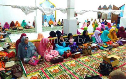 Memperingati Maulid, Warga Gelar Zikir Serentak di Masjid
