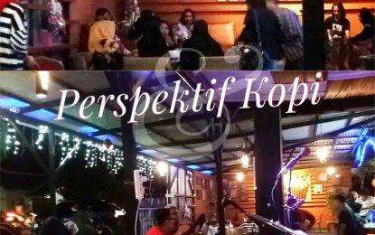 "Perspektif KOPI, Tempat Nongkrong Dengan Konsep ""Jaman Now"""