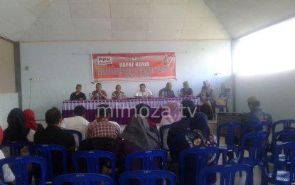 KPU Kota Gorontalo Gelar Raker Bersama PPK Dan PPS Di 9 Kecamatan