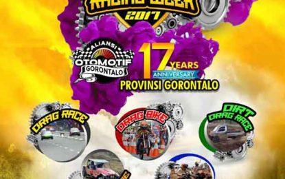 Peringati HUT Provinsi, Aliansi Pemerhati Otomotif Gelar Gorontalo Racing Week