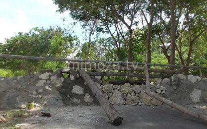 Rusli : Selesaikan Persoalan Pembebasan Lahan Jalan Menuju Benteng Otanaha