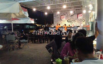 Master Cafe, Pelopor Kafe Berkonsep Street Food Di Gorontalo