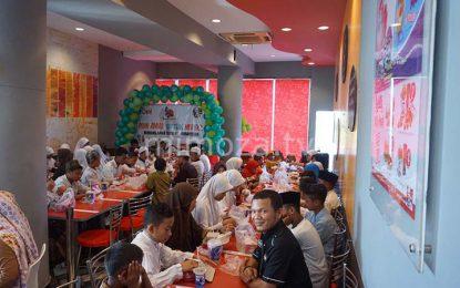 Pejuang Subuh Gorontalo Gelar Poin Amal Untuk Mereka
