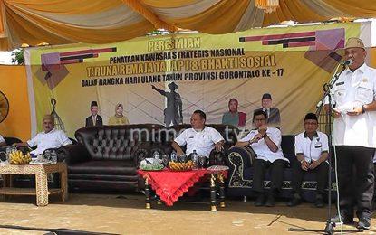 Gubernur : Masih Banyak Yang Harus Ditertibkan Di Kota Gorontalo