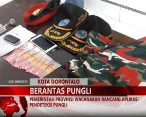 Warta 67 – (Video) Pemerintah Provinsi Wacanakan Rancang Aplikasi Pendeteksi Pungli