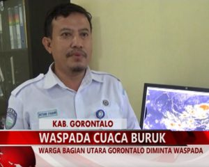 Warta 67 – (Video) Warga Bagian Utara Gorontalo Diminta Waspada
