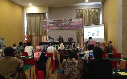 KPU Gelar Sosialisasi Pencalonan Dan Syarat Calon Pilwako 2018