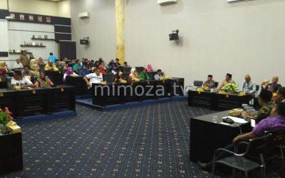 DPRD Kabgor Gelar RDP Terkait Dugaan Kasus Pelecehan Terhadap Mahasiswa IAIN