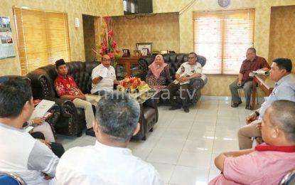 Ketua DPD Gerindra Dan DPD Hanura Gorontalo Konsultasi Ke KPU Provinsi