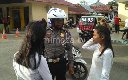 Tahun 2017 Pelanggaran Lalulintas Di Kabupaten Gorontalo Meningkat