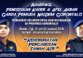 GP Nasdem Akan Gelar Pendidikan Organisasi Bagi 1000 Perwakilan Kelurahan Dan Desa Se-Gorontalo