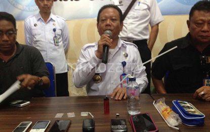 BNNP Belum Tetapkan Istri Wakil Wali Kota Menjadi Status Tersangka