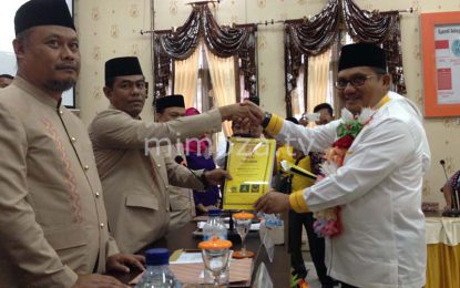 Ikut Pilwako, Marten Taha Sudah Ajukan Cuti Ke Gubernur