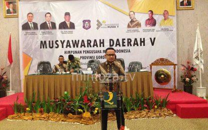 Gantikan Ryan Kono, Rio Nurdin Resmi Pimpin BPD HIPMI Gorontalo Periode 2018-2021