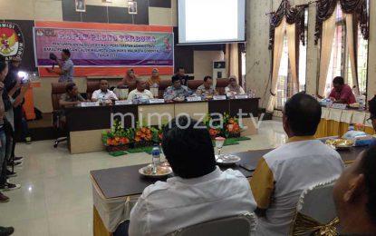 KPU Kota : Hasil Pemeriksaan Kesehatan Semua Bapaslon Dinyatakan Memenuhi Syarat