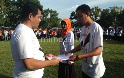 KPU Kota Gelar Apel Kerja PPDP Sebelum Laksanakan Coklit Serentak