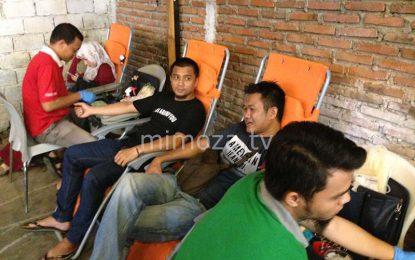Lintas Komunitas Gelar Donor Darah Peringati Hari Patriotik Gorontalo