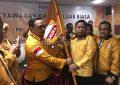 Guntur Thalib Gantikan Posisi Adhan Dambea Jadi Ketua DPD Hanura