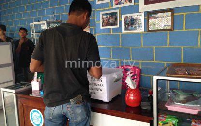 Jumat Jujur Di Warkop Amal, 100 Persen Hasil Penjualan Disumbang Ke Panti Asuhan
