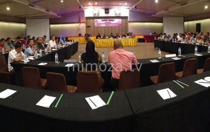 Bahas APK, KPU Kota Gelar Rapat Bersama Camat Dan Lurah Se-Kota Gorontalo