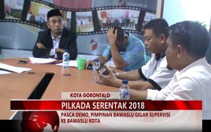 Warta 67 – (video) Pasca Demo, Pimpinan Bawaslu Gelar Supervisi Ke Panwaslu Kota