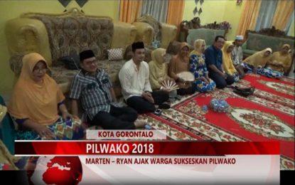 Warta 67 – (video) Marten – Ryan Ajak Warga Sukseskan Pilwako