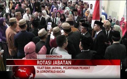 Warta 67 – (video) Telat Dari Jadwal, Pelantikan Pejabat Di Gorontalo Kacau