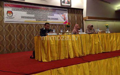 KPU Kota Gelar Bimtek Penyusunan Laporan Keuangan Bagi Sekretaris PPK Dan PPS