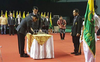 Sembilan Pengprov PBSI Dilantik Ketua Umum Wiranto Di Jakarta