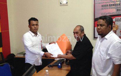 KPU Kota Gorontalo Dilaporkan Oleh Pasangan Adhan-Hardi, Ini Alasannya