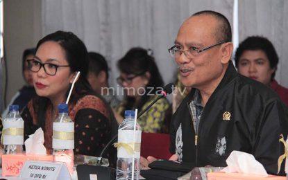 Kunjungan Kerja Komite IV DPD RI, Gorontalo Dipilih Sebagai Sampel RUU PPAD