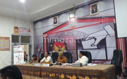 Antisipasi Pelanggaran Kampanye Melalui Media, KPU Dan Panwaslu Gelar Rakor