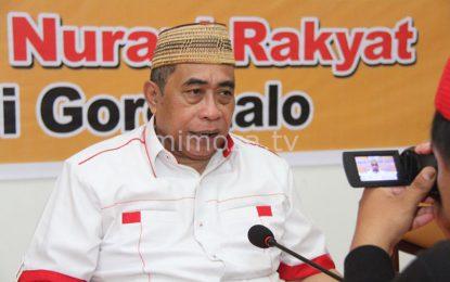 Adhan Dambea Tegaskan Masih Ketua DPD Hanura Gorontalo