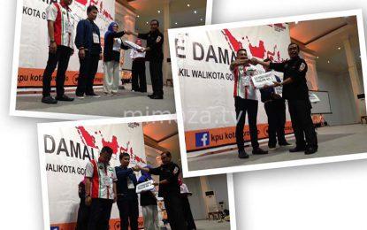 KPU Kota : Batas Dana Kampanye 10 Milyar Rupiah
