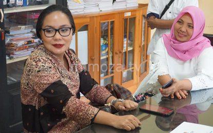 Sambangi KPU, Dewi Sartika Hemeto Nyatakan Siap Maju Lagi Di Pileg 2019