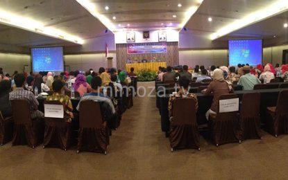 KPU Kota Gelar Rapat Evaluasi Kinerja Panitia Pemungutan Suara