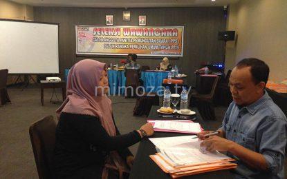 KPU Kota Kembali Lanjutkan Seleksi PPS Melalui Tes Wawancara