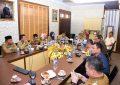 Plt Wali Kota Gelar Rapat Forkopimda, Bahas Situasi Keamanan Pilwako