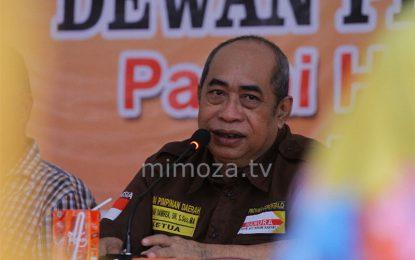 Pasca Dikabulkan Gugatan Hanura Kubu Sudding, Adhan : Ketua DPD hanura Gorontalo Masih Saya