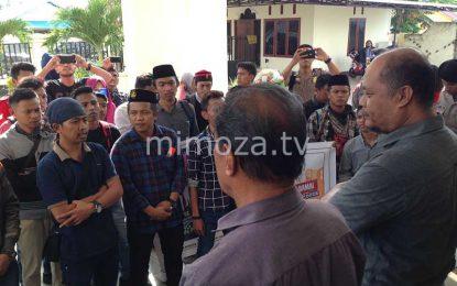 KPU Kota Apresiasi Unjuk Rasa Aliansi GPPRG Serukan Pilkada Damai