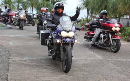 Komunitas Pilotos Indonesia Touring Sulawesi Serukan Anti Narkoba