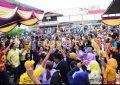 Kembali Sebagai Peserta Pilwako, Matahari Siap Lanjutkan Kampanye