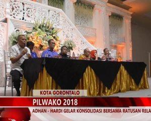 Warta 67 – (Video) Adhan Hardi Gelar Konsolidasi Bersama Ratusan Relawan